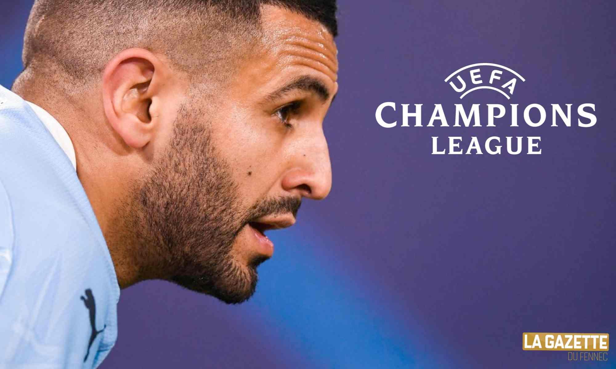 mahrez champions league objectif