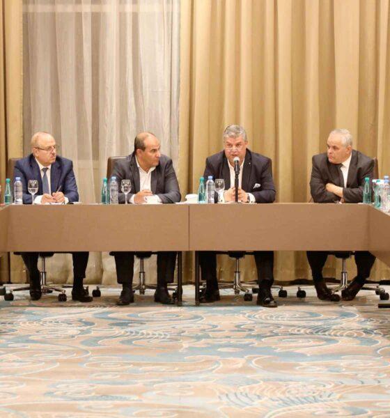 medouar amara benhamza reunion presidents clubs