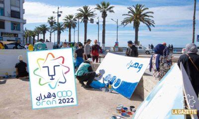 oran 2022 jeux med front de mer