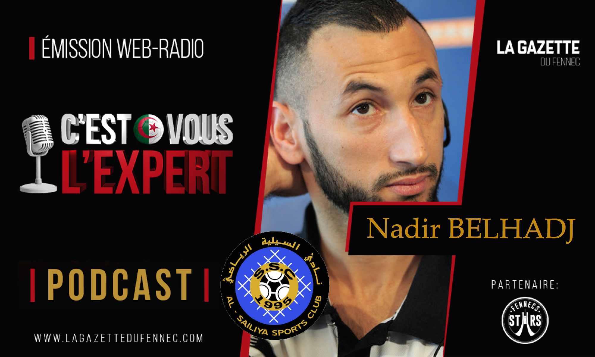 podcast nadir belhadj