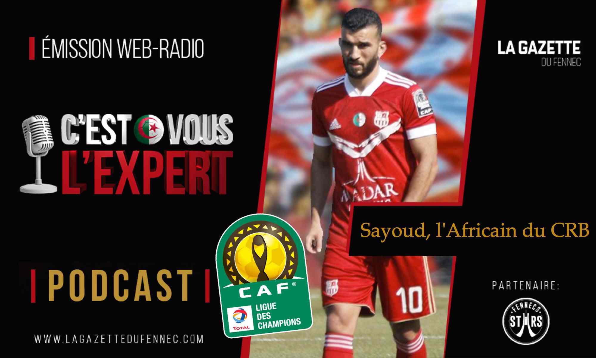 sayoud crb expert
