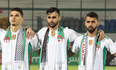 Ghezzal algérie mauritanie Ferhat Boulaya