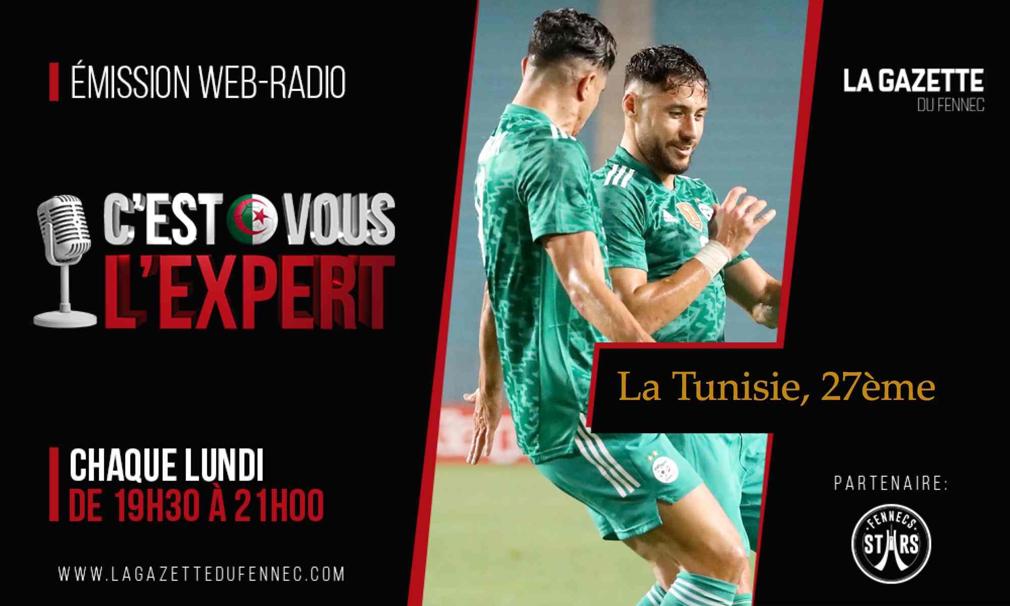 CVLXP 14Juin2021 Tunisie 27eme