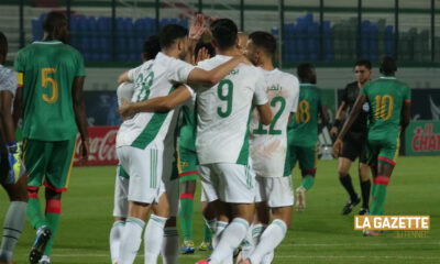 algerie vs mauritanie 1
