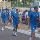 jsk cameroun yaounde entrainement bleu afrique