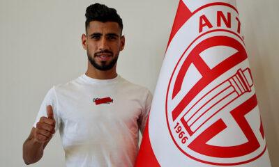 Houssam Eddine Ghacha Antalyaspor