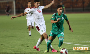 Omar rafik coupe arabe