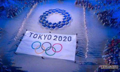Tokyo 2020 ceremonie logo