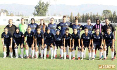 affak relizane feminine foot team