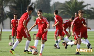 algerie u17 calen c arabe