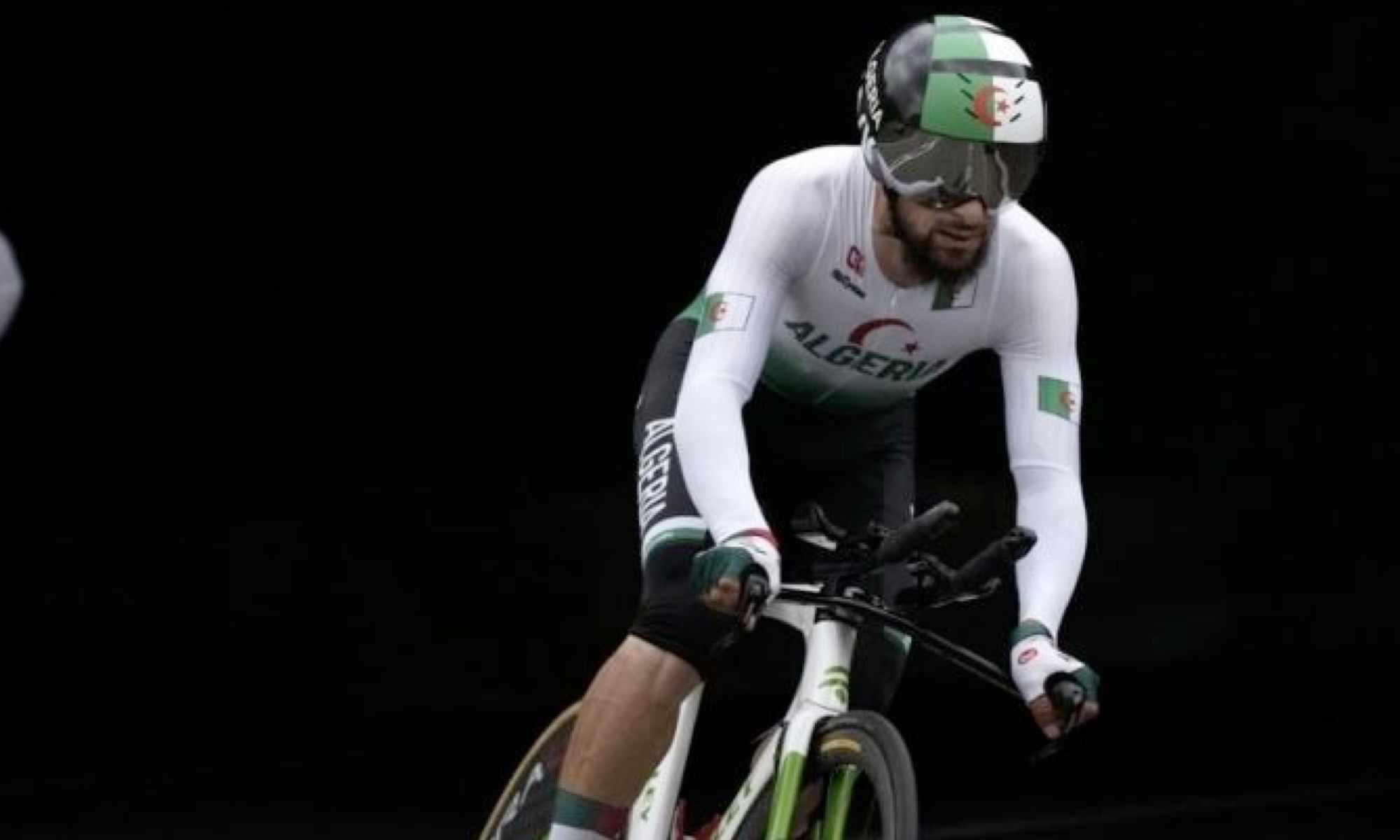 azzedine lagab chamelier contre la montre tokyo 2020 cyclisme