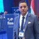 boughadou hakim natation fan president fina