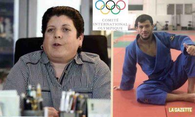 boulmerka judo nourine cio sanction