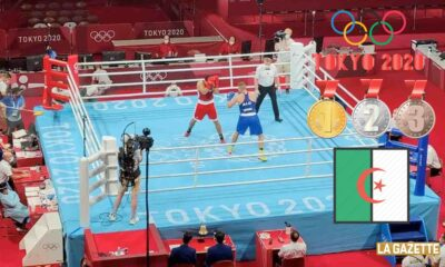 boxe ring mdaille tokyo 2020