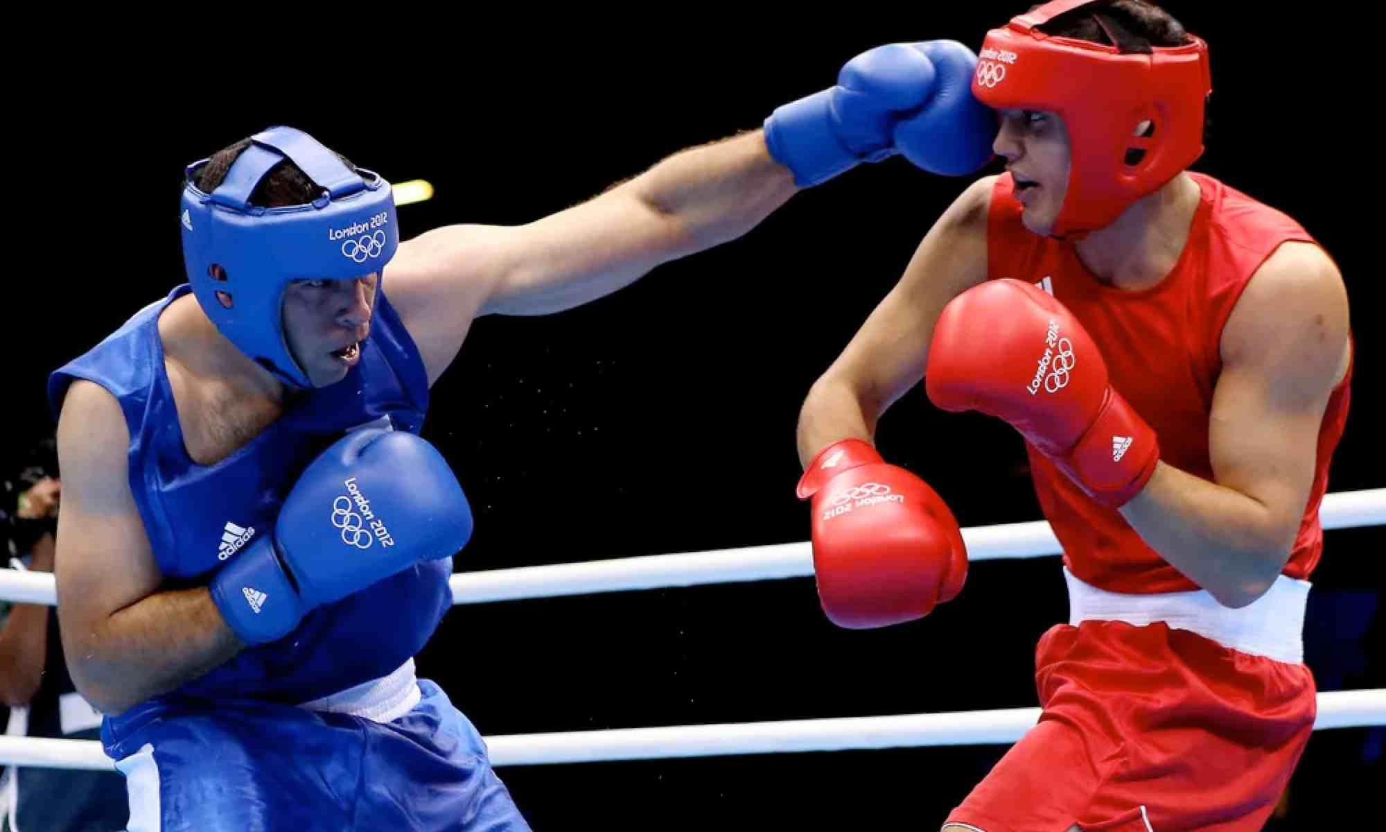 chouaib bouloudinats boxe 91kg londres 2012