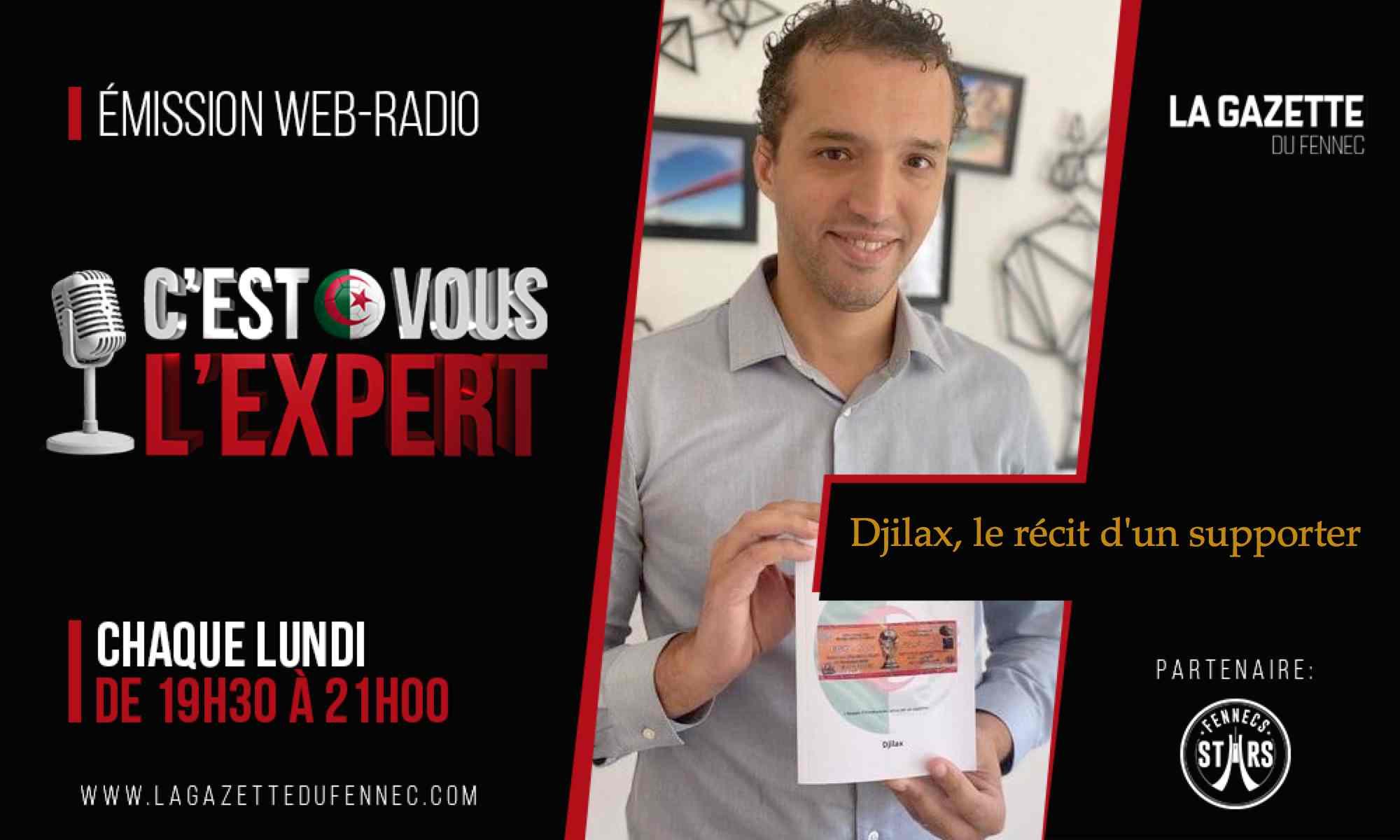 djilax expert invit