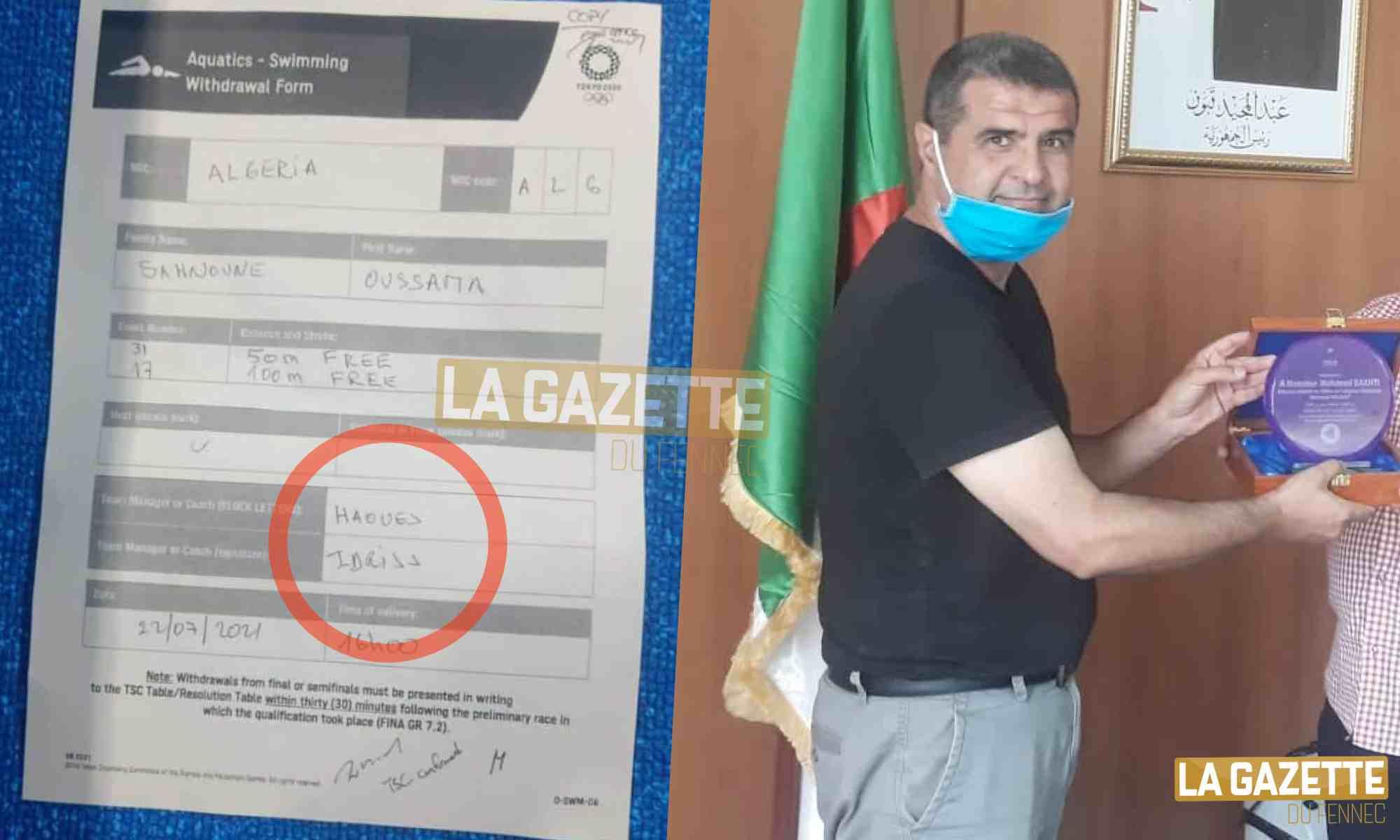 driss haouess lutte associe affaire melih sahnoune jo 2020
