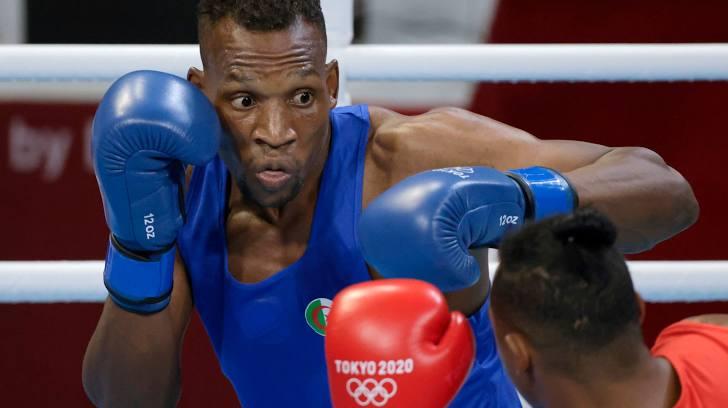 houmri battu arjen lopez cubain jo 2020 boxe