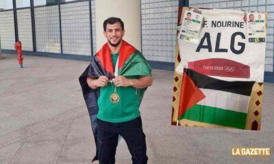 nourine fethi judo israel forfait tokyo 2020