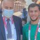 nourine fethi judo palestine israel forfait tokyo 2020
