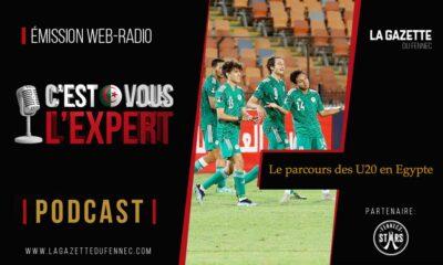 podcast u20 egypte