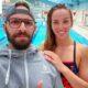 selim melih amel natation interview