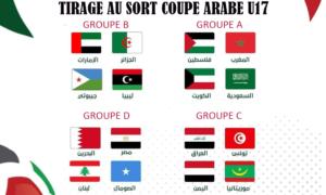 tirage coupe arabe