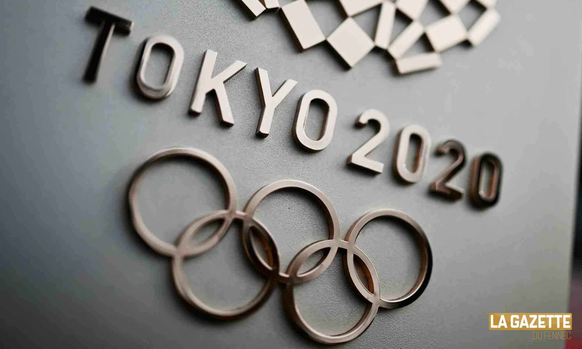 tokyo 2020 gris logo