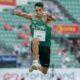 yasser mohamed triki triple saut athletisme