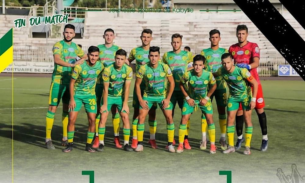 Ligue 1 JS Kabylie