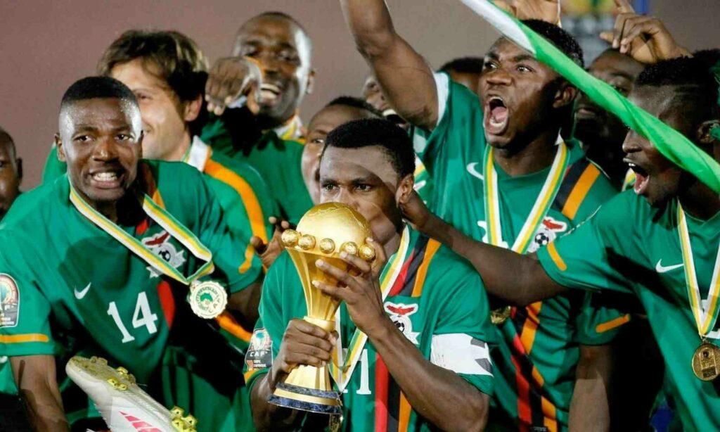 Zambie 2012 trophee can sacre
