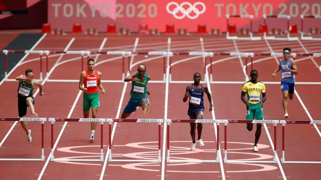 abdelmalik lahoulou 400m haie tokyo 2020 demi finaliste