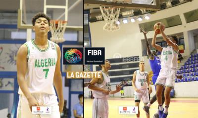afrobasket algerie vs gabon