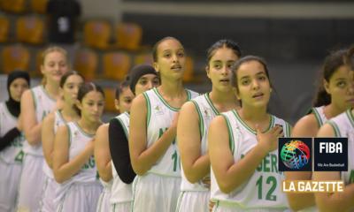 algerie vs tchad basket