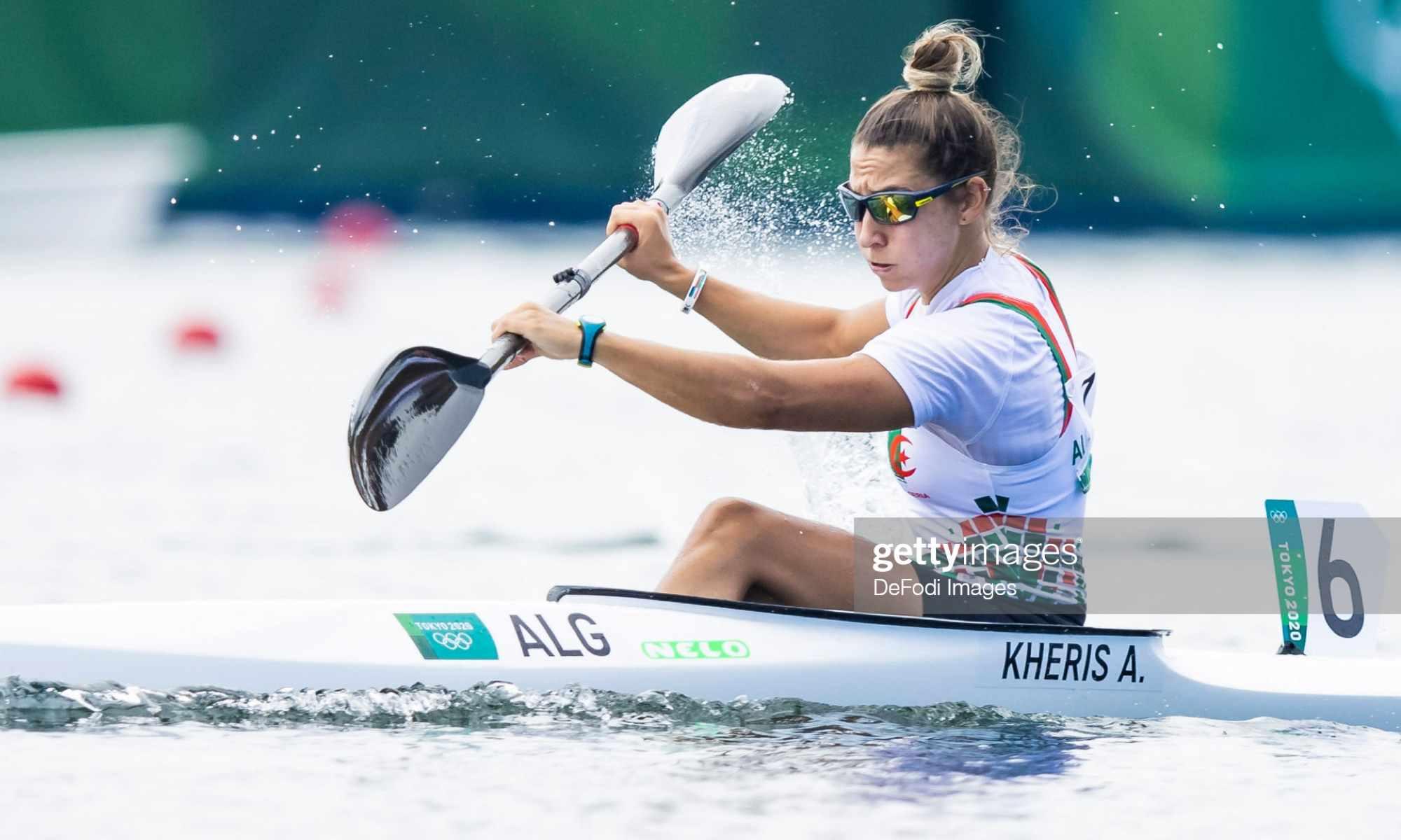 amira kheris canoe kayak tokyo 2020 derniere