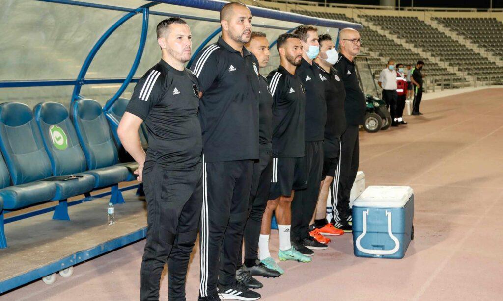 bougherra avec mesbah benhamou staff a prime entree selection syrie amical entree