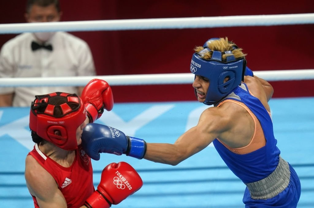 khelif imane boxe harrington 60kg jo Tokyo 2020