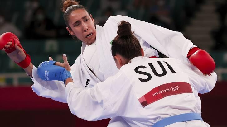 lamya matoub karate suisse jo 2020