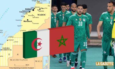 maroc algerie conflit diplomatique verts