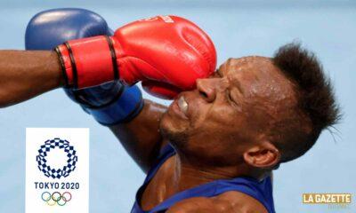 tokyo boxe ko medaille dort