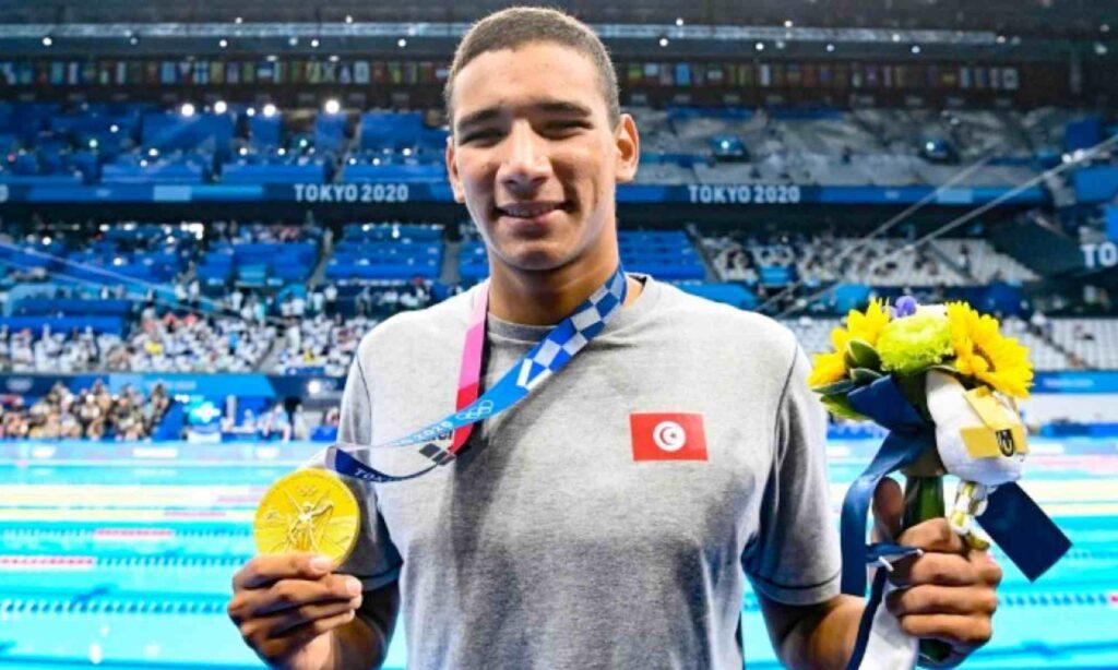 tunisie or tokyo 2020 natation hafnaoui