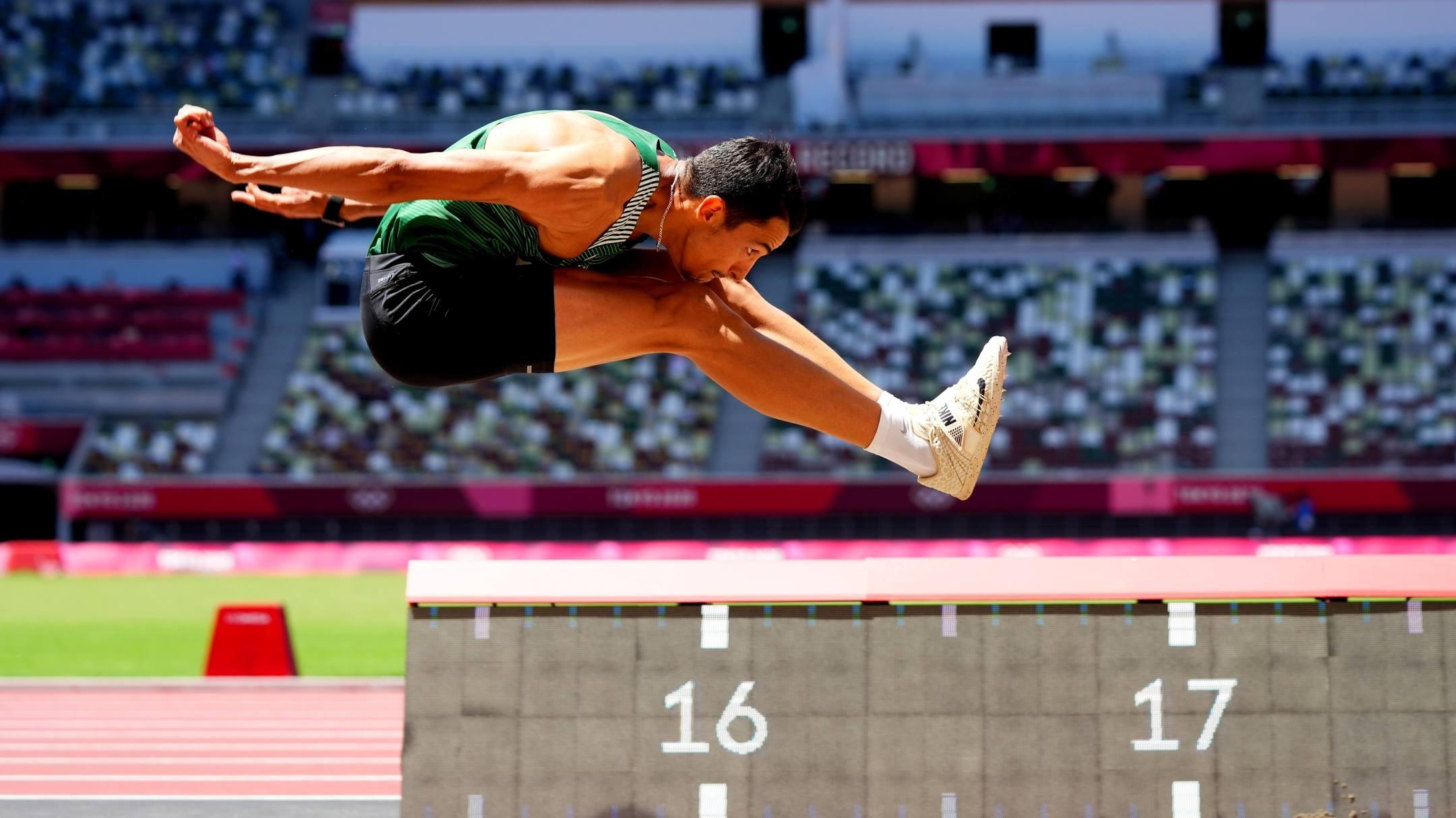 yasser triki triple saut profil tokyo 17m43