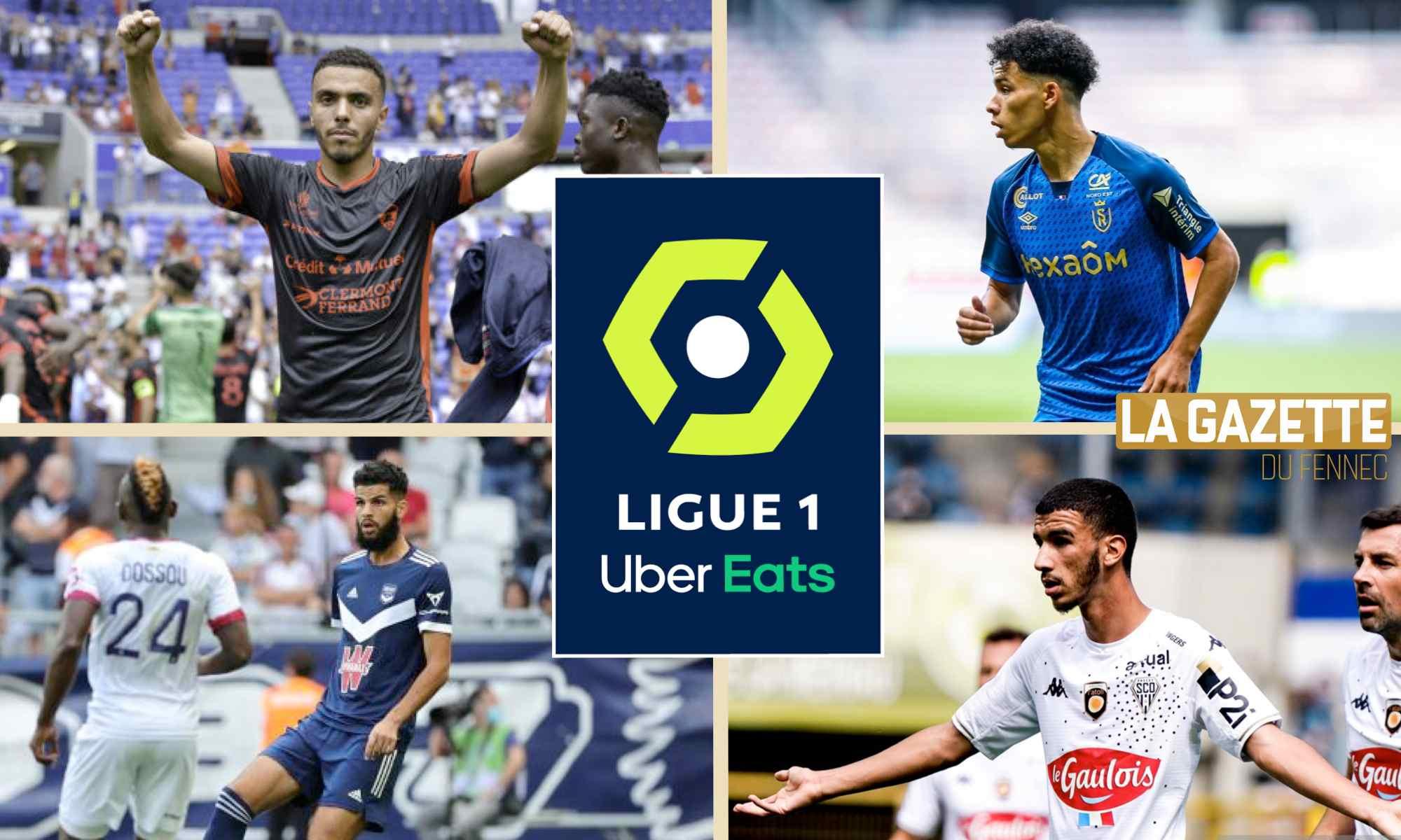 zedadka kebbal medioub taibi debut ligue 1 decouverte nouveaux