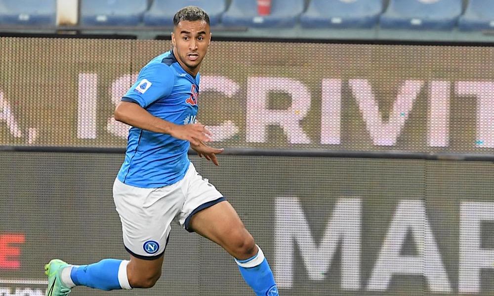 Adam Ounas vs Genoa
