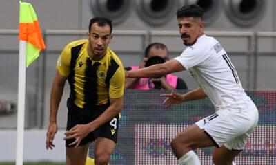 Bounedjah Benlamri Qatar SC Al Sadd
