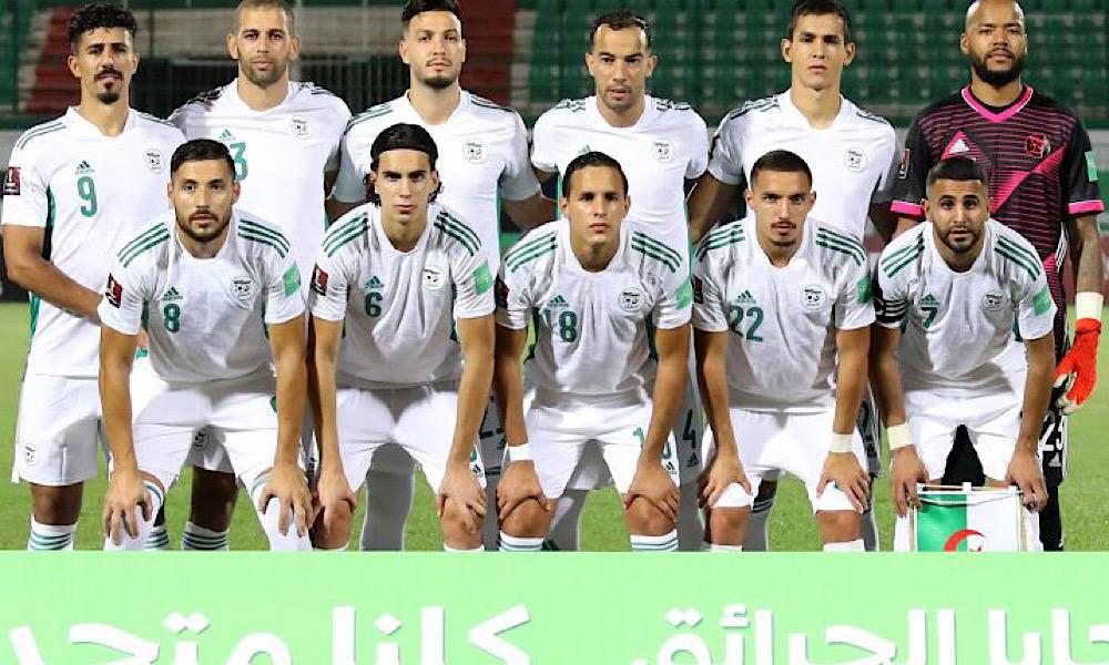 Algerie FIFA