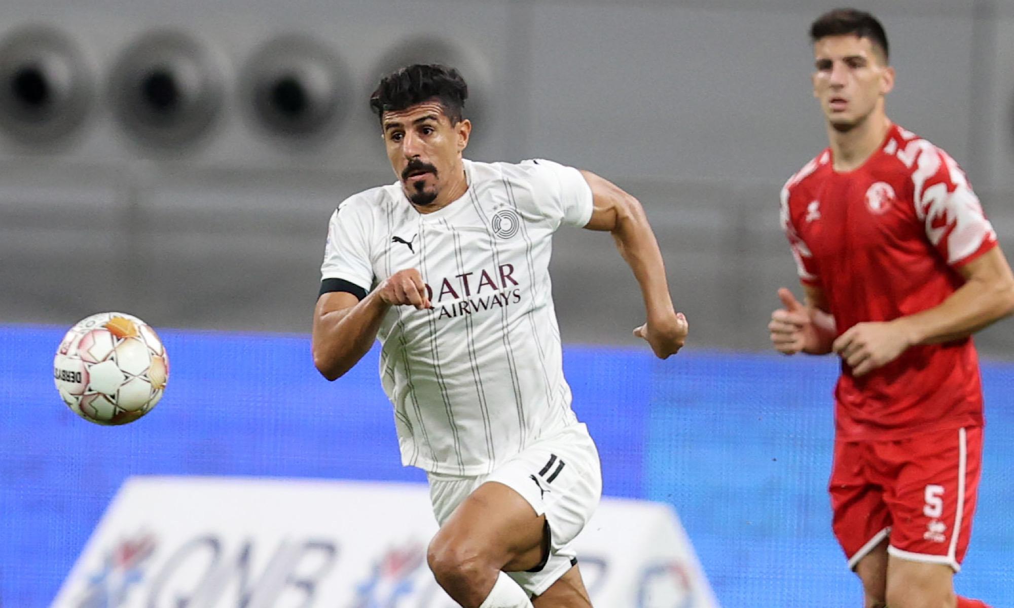 Bounedjah Al Sadd Al Shamal SC