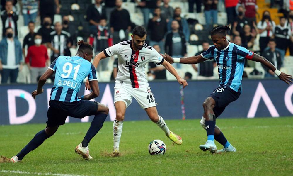 Ghezzal Besiktas Adana Demirspor