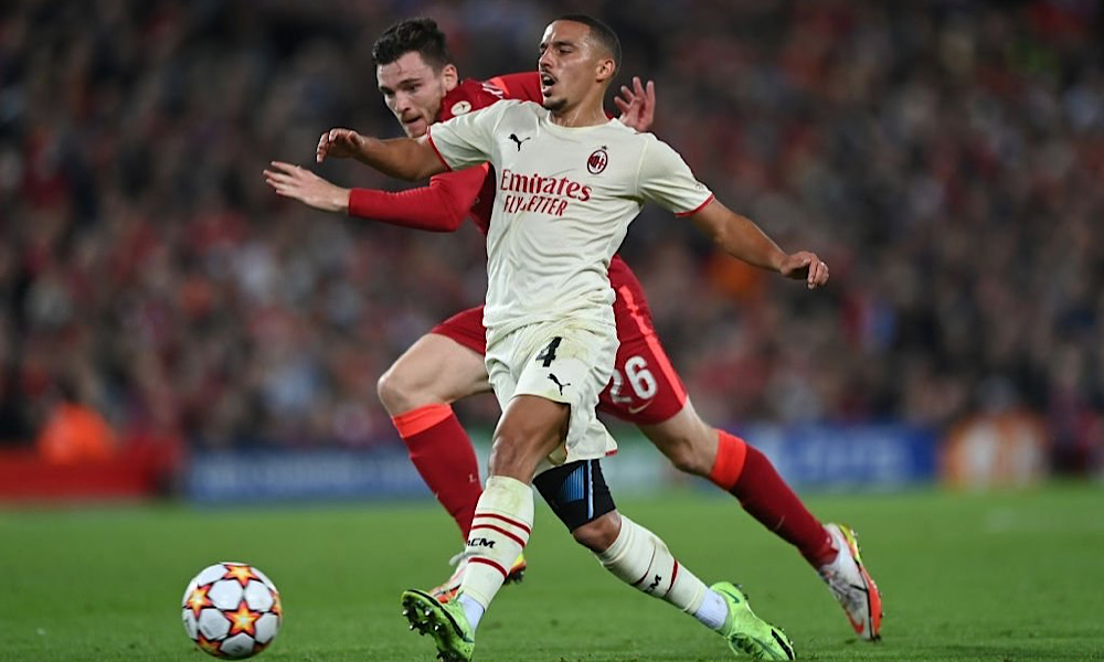 Bennacer Liverpool AC Milan