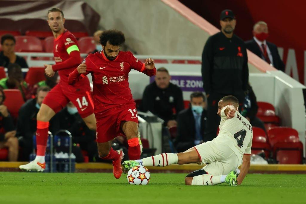Bennacer Salah Liverpool AC Milan